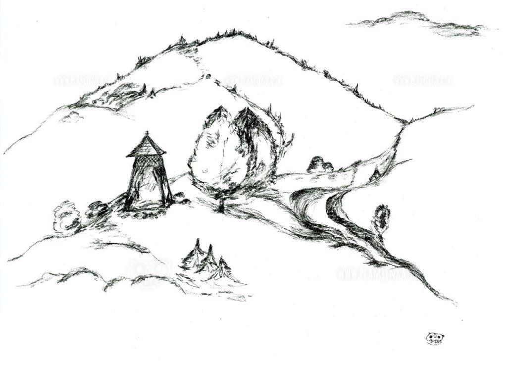 Zvonička v Doline